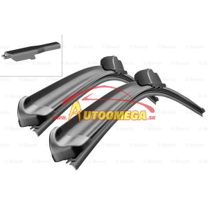 Stierace 700/530 mm - MERCEDES-BENZ - BOSCH AERO TWIN A093S (2ks)