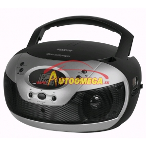 Rádio - SENCOR SPT 229 - AM/FM s CD/MP3/USB