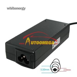 Adapter na notebook - Whitenergy 04136 - 19V/4,74A - 90W - 5.5x2.5mm