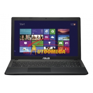 "Notebook Asus X551MAV 15,6""_LED_Celeron N2830_2GB DDR3_500GB_DVD_Win8.1_HD Graphics"
