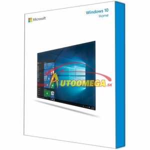 Softwér WINDOWS Home 10 32-bit Slovak 1pk OEM DVD